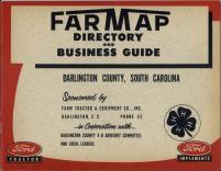 Title Page, Darlington County 1956